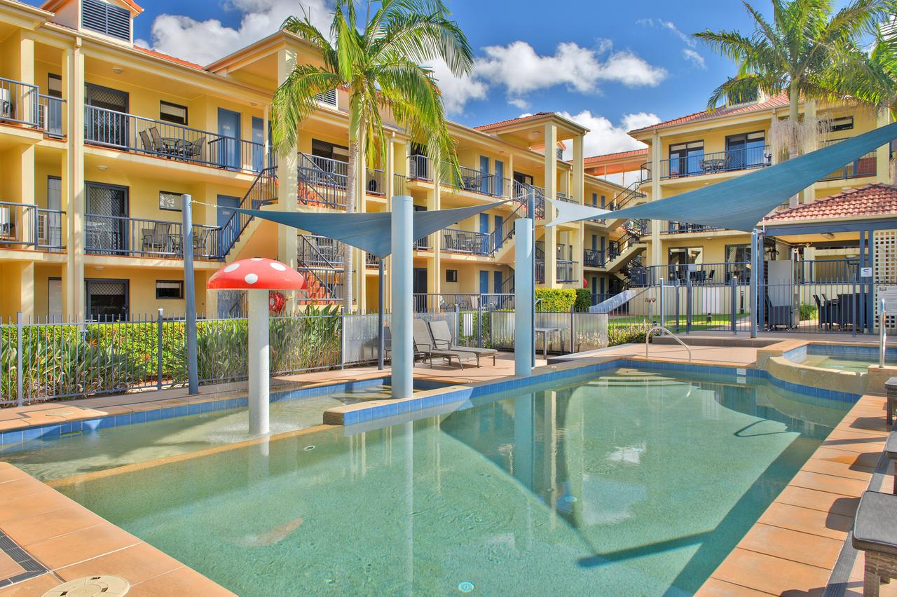 South Pacific Apartments - Accommodation Fremantle