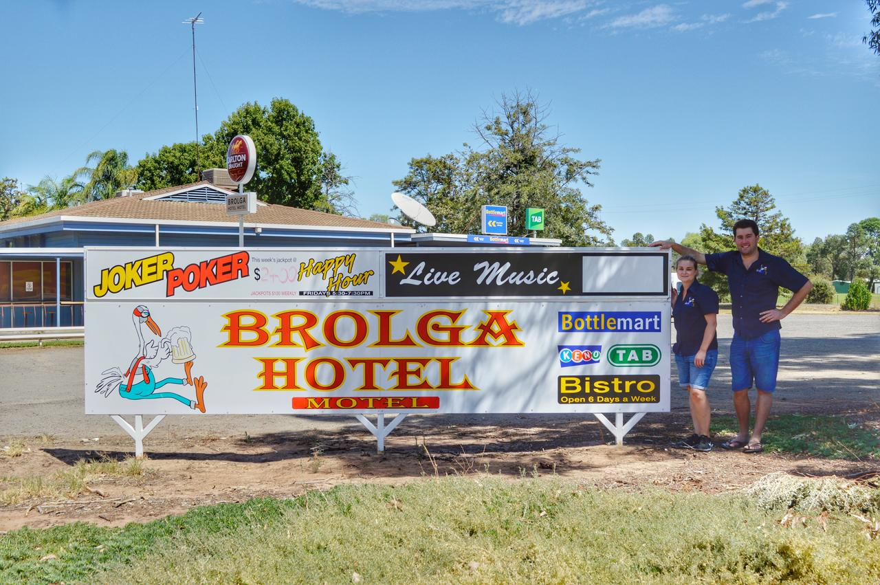 Brolga Hotel Motel - Coleambally - Accommodation Fremantle