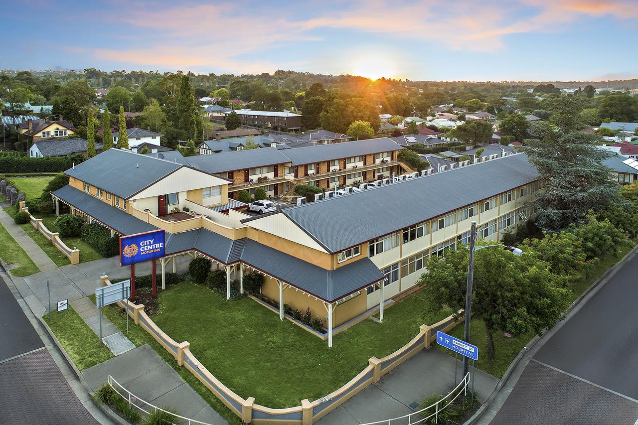 City Centre Motor Inn - Accommodation Fremantle