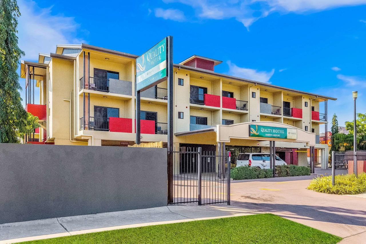 Quality Hotel Darwin Airport - Accommodation Fremantle