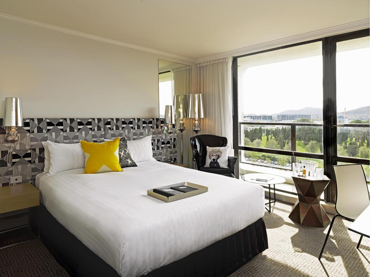 QT Canberra - Accommodation Fremantle
