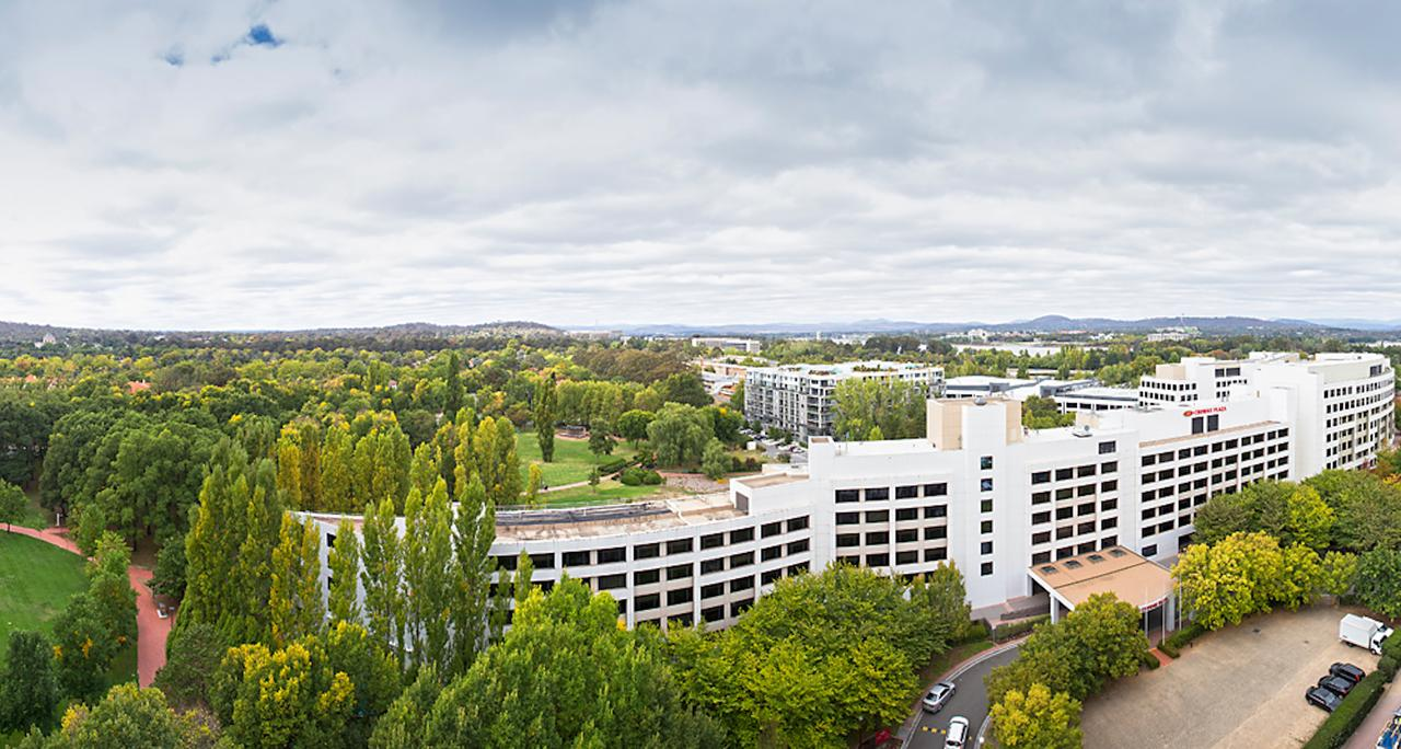 Crowne Plaza Canberra - Accommodation Fremantle