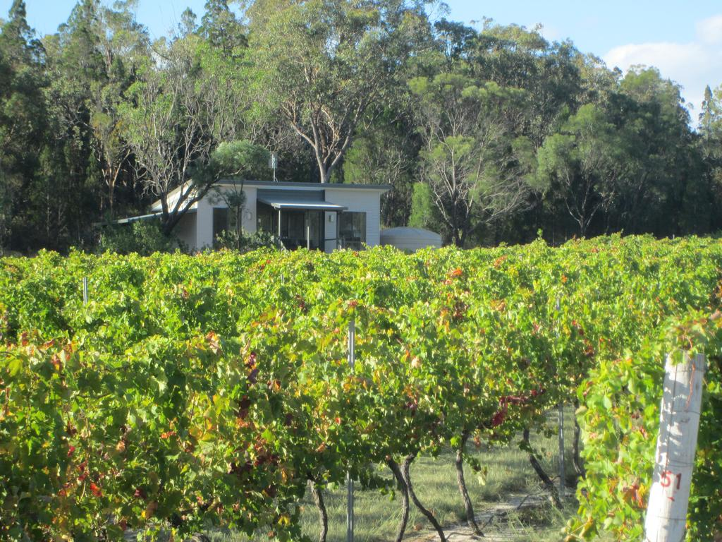 Just Red Wines Cabins - Accommodation Fremantle
