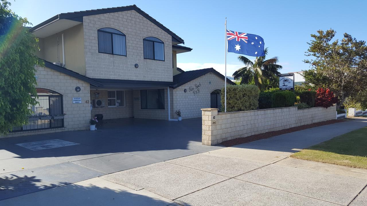 Palm Beach Bed  Breakfast - Accommodation Fremantle
