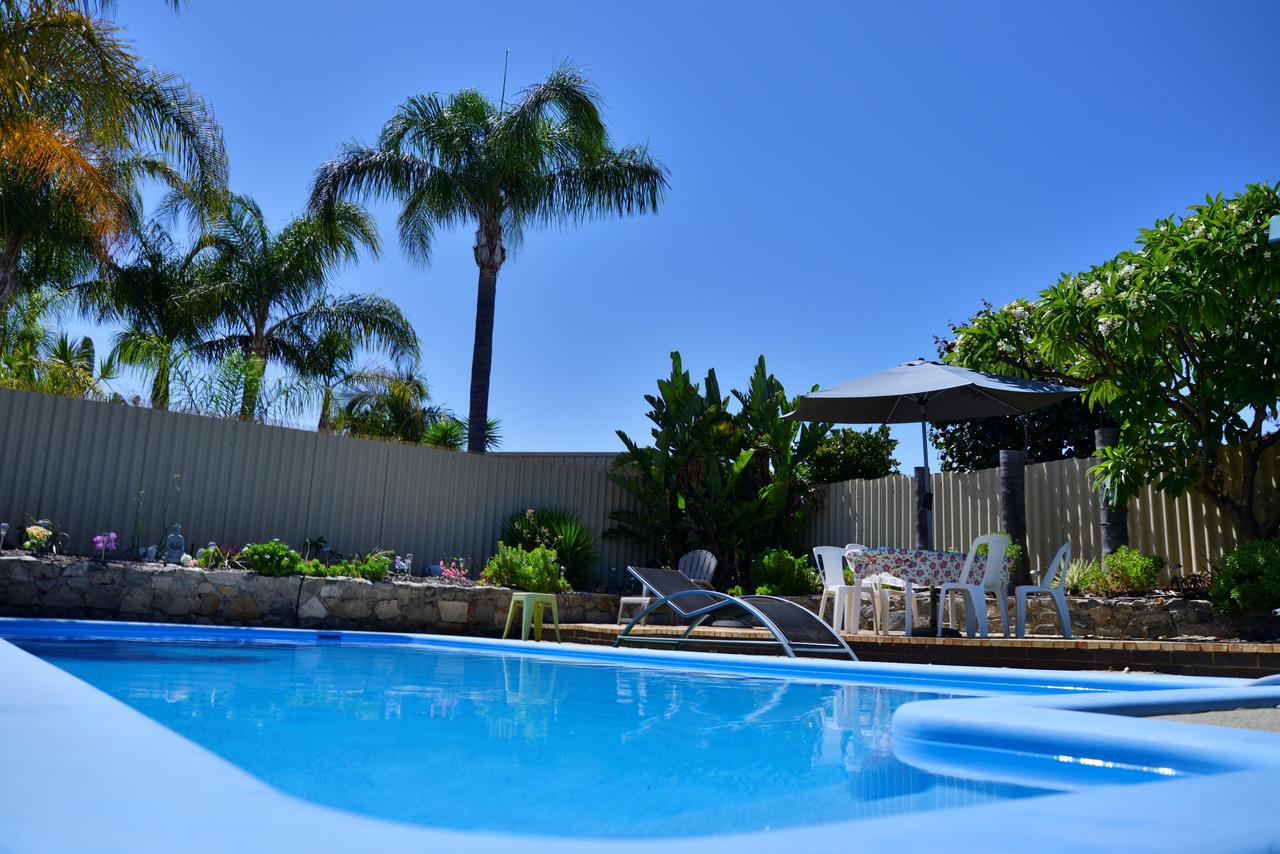 Palms Bed  Breakfast - Accommodation Fremantle