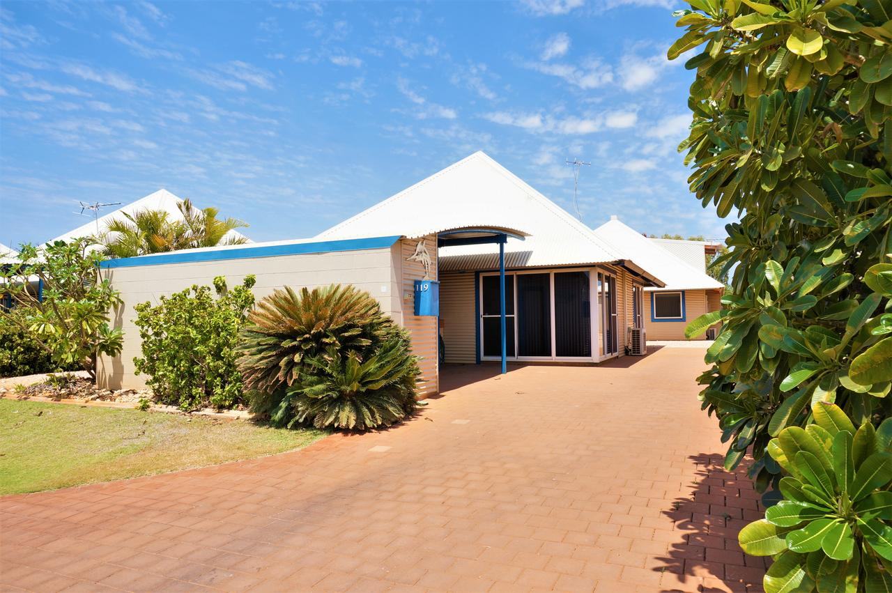 Osprey Holiday Village Unit 119 - Close to the pool - Accommodation Fremantle