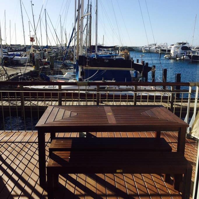 Fremantle Harbour Townhouse - Accommodation Fremantle