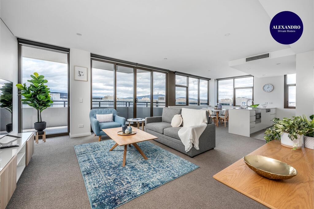 Oversized Luxe 1 Bedder - Amazing Barton - Gym - Accommodation Fremantle