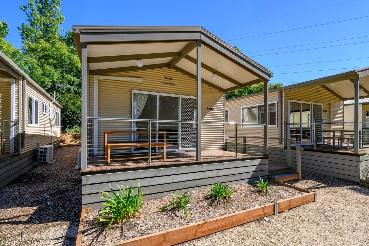 Bright Riverside Holiday Park - Accommodation Fremantle