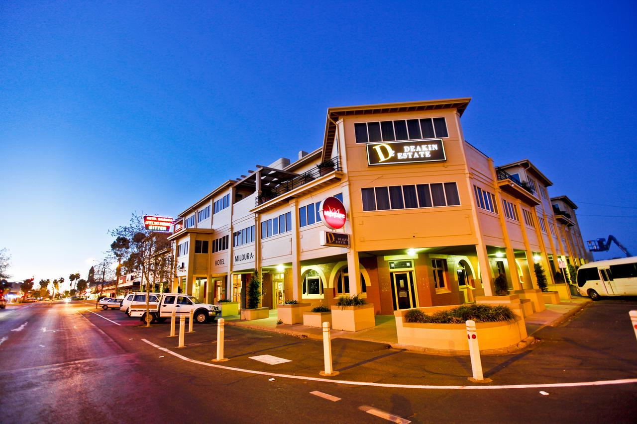 Mercure Hotel Mildura - Accommodation Fremantle