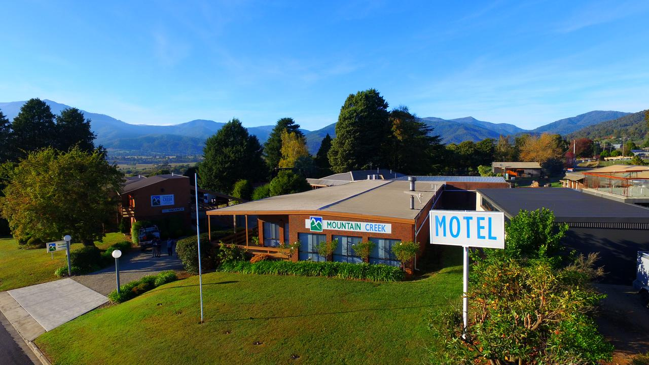 Mountain Creek Motel - Accommodation Fremantle