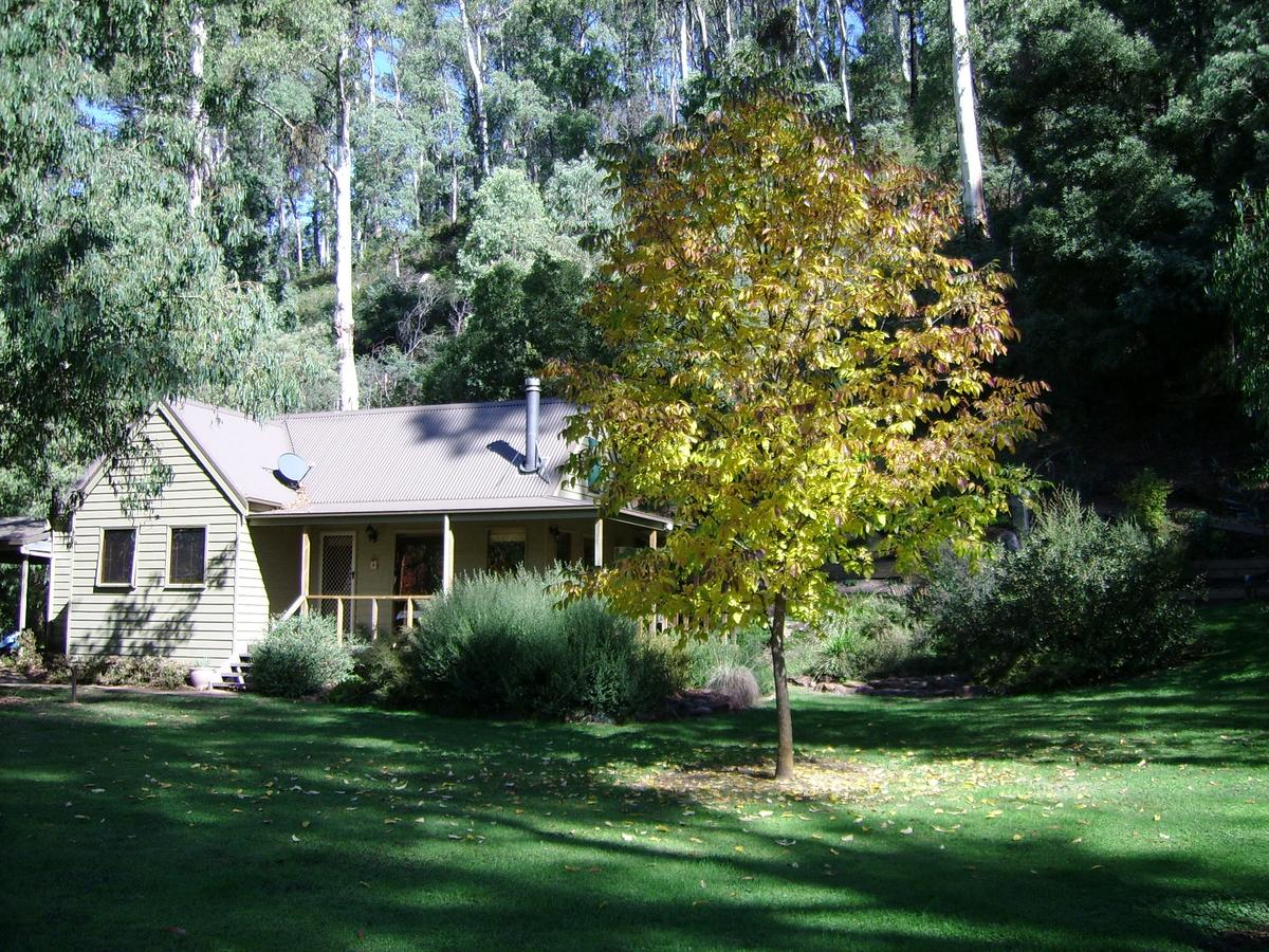 shady brook cottages - Accommodation Fremantle