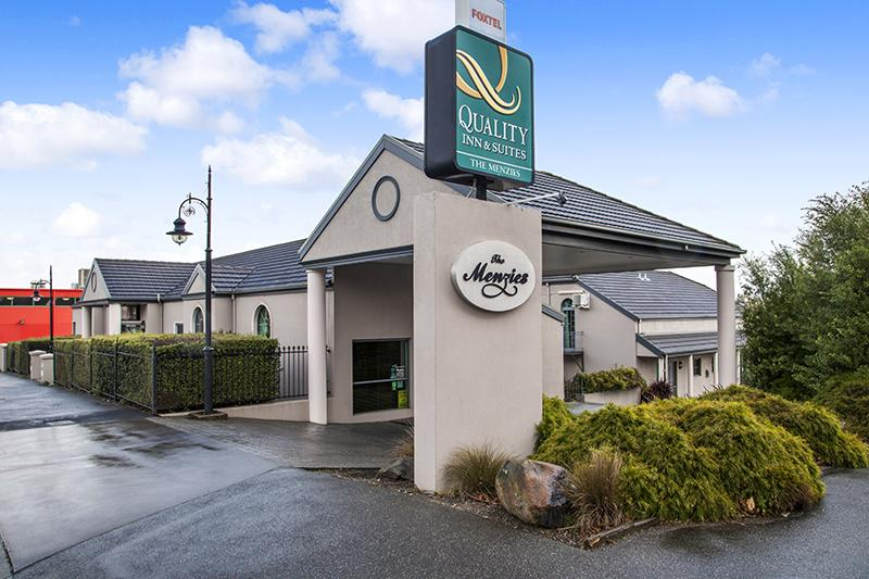 Quality Inn  Suites The Menzies - Accommodation Fremantle