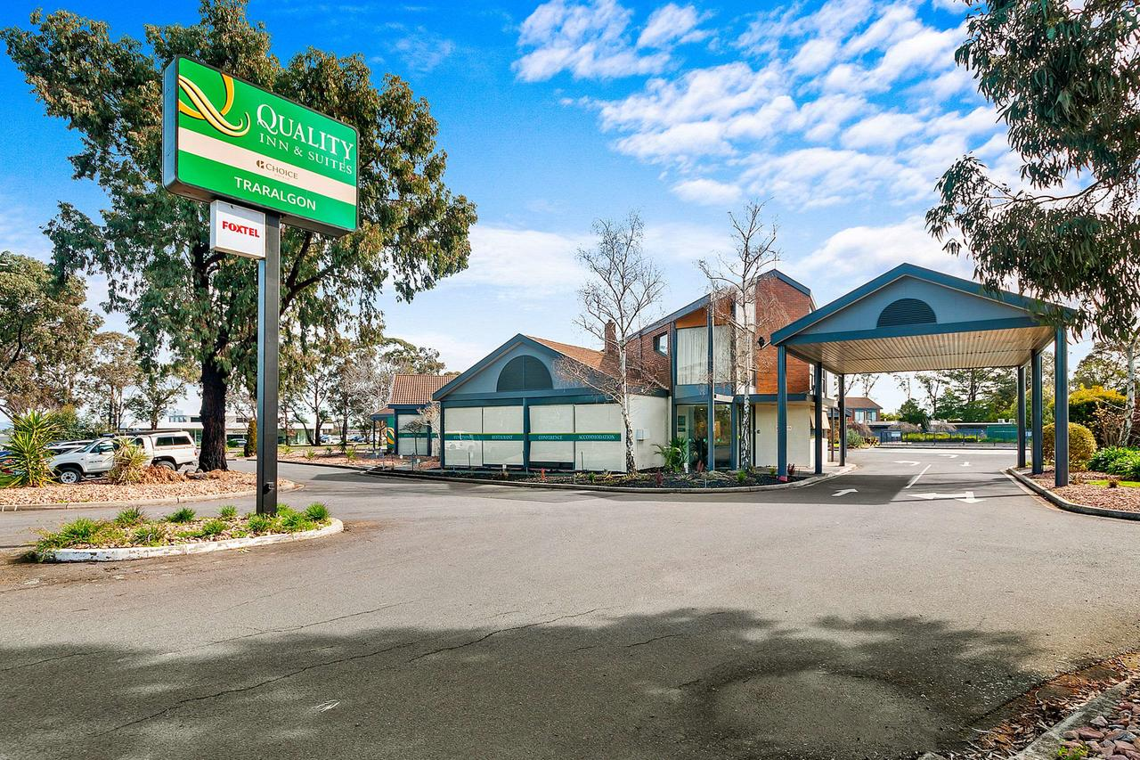 Quality Inn  Suites Traralgon - Accommodation Fremantle