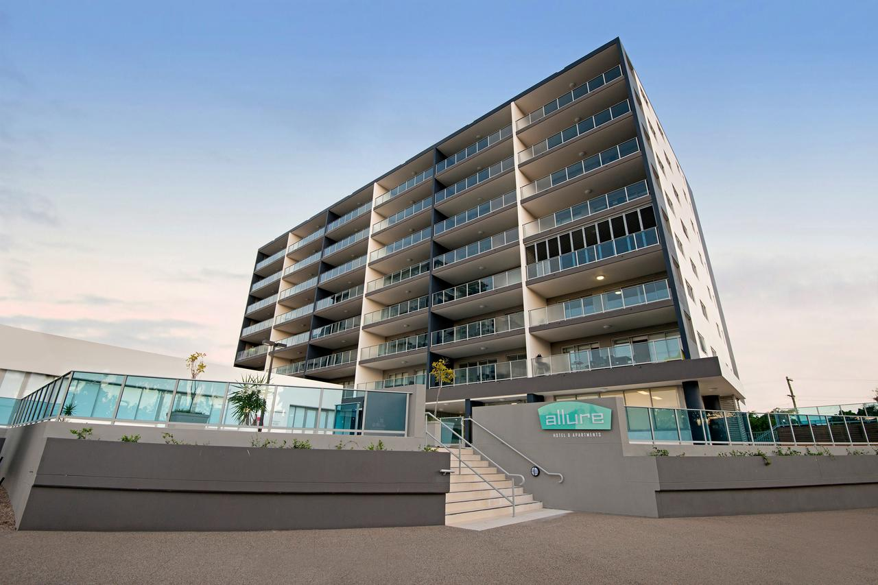 Allure Hotel  Apartments - Accommodation Fremantle