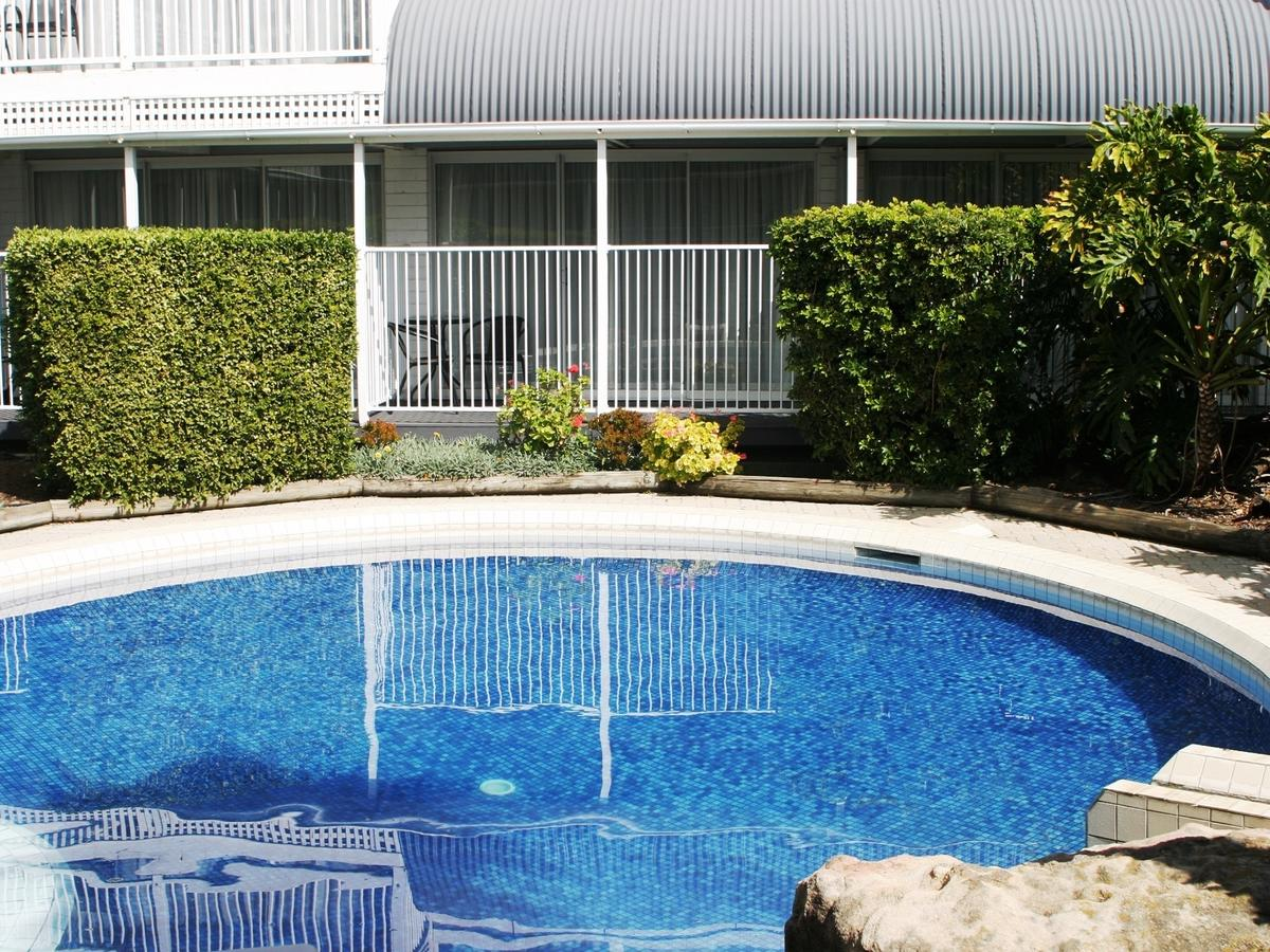 Dalby Manor Motor Inn - Accommodation Fremantle