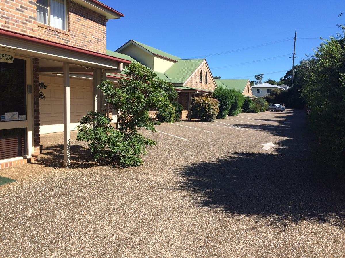 Country Gardens Motor Inn - Accommodation Fremantle