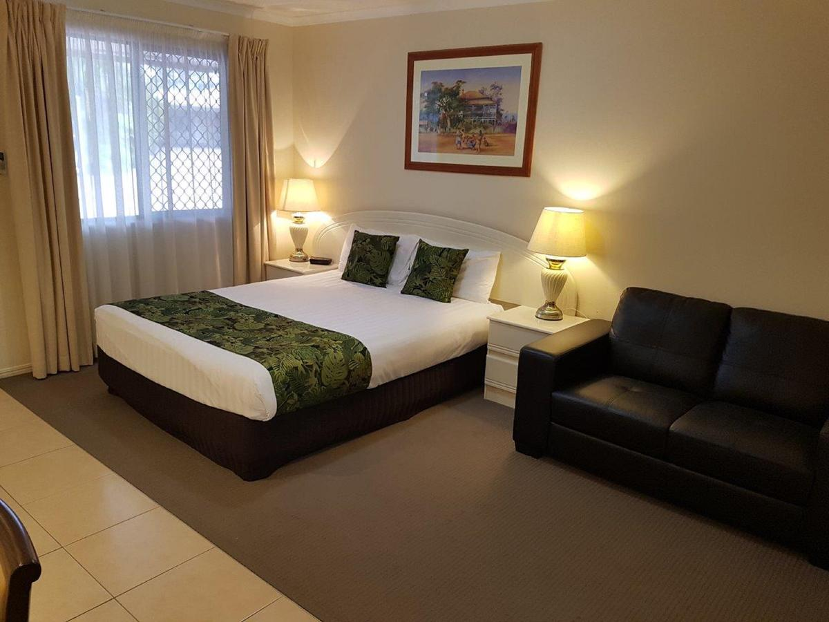 The Palms Motel - Accommodation Fremantle